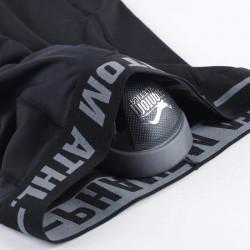 Phantom Vector Compression Short Mit Tiefschutz Cup Black