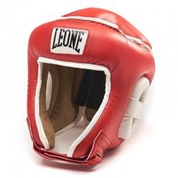 Leone 1947 Kopfschutz Combat rot