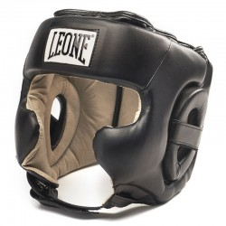 Leone 1947 Kopfschutz Training schwarz