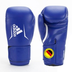 Adidas Speed 175 Boxhandschuhe Blau DBV