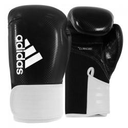 Adidas Hybrid 65 Boxhandschuhe Schwarz Weiss