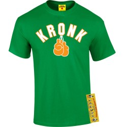 Kronk Gloves T-Shirt Irish Green