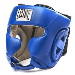 Leone 1947 Kopfschutz Training blau