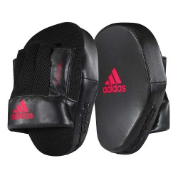 Adidas Speed Coach Mitts Black Red Paar
