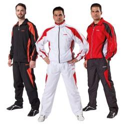Kwon Performance Micro Trainingsanzug Schwarz Orange