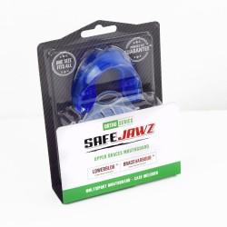 Safe Jawz Ortho Series Zahnspangen Zahnschutz Ice Blue