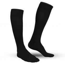 Strammer Max Men Kompression Socken Classic Line Schwarz