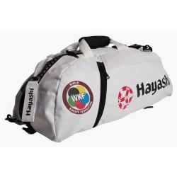 Hayashi wkf Rucksack Tasche 55cm Weiss