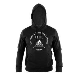 Adidas Boxing Community Hoody Black White