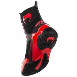 Venum Elite Boxschuhe Schwarz Rot