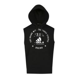 Adidas Boxing Community Hoody SL Black White
