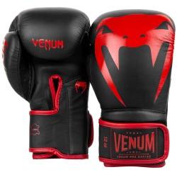 Venum Giant 2.0 Pro Boxing Velcro Black Red