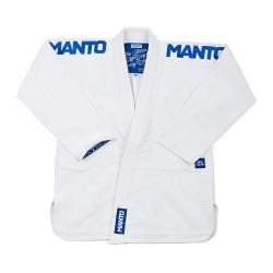 Manto X4 BJJ Gi White