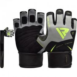 RDX Gym Handschuh F21 grün