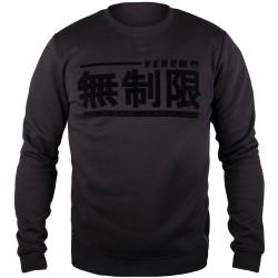 Venum Limitless Sweatshirt Black Black