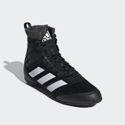 Abverkauf Adidas Speedex 18 Boxstiefel Black White F99914