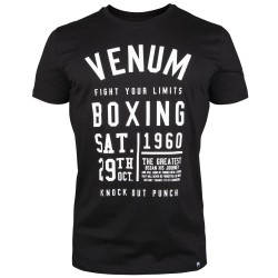 Abverkauf Venum Knock Out T-Shirt Black