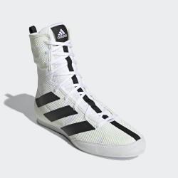 Adidas Box Hog 3 Boxstiefel White Black F99919