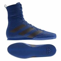 Abverkauf Adidas Box Hog 3 Boxstiefel Blue Black F99920
