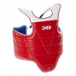 Dax TKD Wendeweste Combo Rot Blau