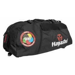 Hayashi wkf Rucksack Tasche 55cm Schwarz