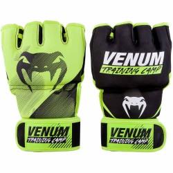 Venum Training Camp 2.0 MMA Gloves Black NeoYellow