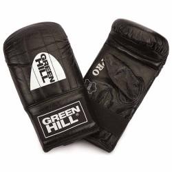 Green Hill Pro Punching Mitts Schwarz