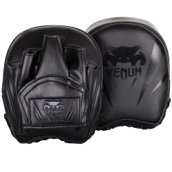 Venum Elite Mini Punch Mitts Black Black