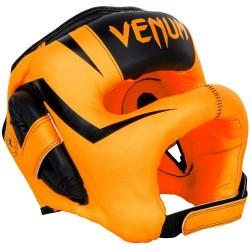 Venum Elite Iron Headgear Orange