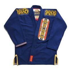 Manto Muay Thai BJJ Gi Blue