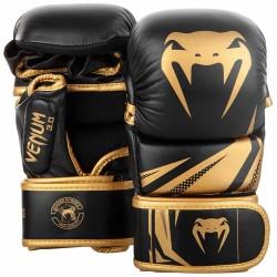 Venum Challenger 3.0 Sparring Gloves Black Gold