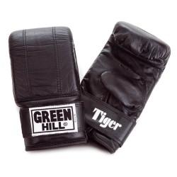 Green Hill Tiger Punching Mitts Schwarz