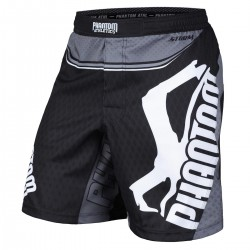 Phantom Storm Nitro Fightshorts Black Grey
