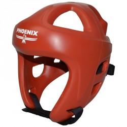 Phoenix Kickboxing Kopfschutz Rot Universal