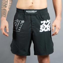 Scramble Core Shorts schwarz