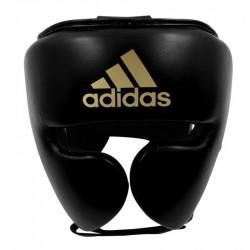 Adidas Adistar Pro Kopfschutz Black Gold