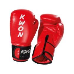 Kwon Ergo Champ Boxhandschuhe 10oz Rot