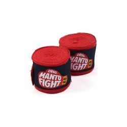 Manto Glove Boxbandage 4m Red