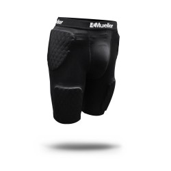 Mueller Diamond Shorts mit 5Pads