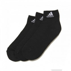 Adidas T19 Crush ANK 3PP Sneakersocken Black