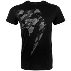 Venum Giant Tecmo T-shirt Black Grey