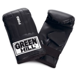 Green Hill Ford Punching Mitts Schwarz