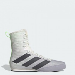 Adidas Box Hog 3 Boxstiefel White Grey