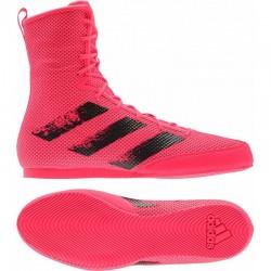 Adidas Box Hog 3 Boxstiefel Pink Black