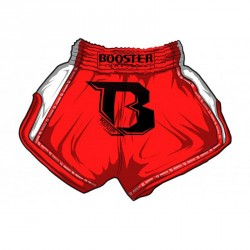 Booster TBT Pro 1 Thai Short red