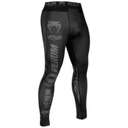 Venum Logos Thights black black