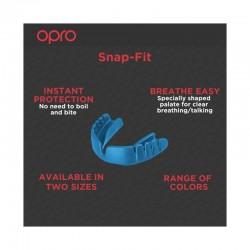 Adidas Opro Gen4 Snap Fit Zahnschutz Blue Senior