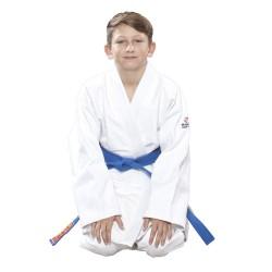Hayashi Todai Judo Gi weiss
