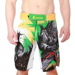 Justyfight BJJ Gorilla MMA Shorts