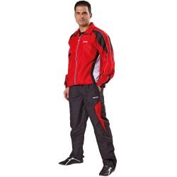 Kwon Performance Micro Trainingsanzug Rot Schwarz Weiss
